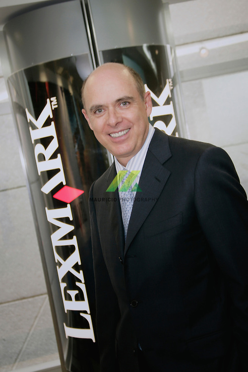 Roberto Konings, Director General de Lexmark México