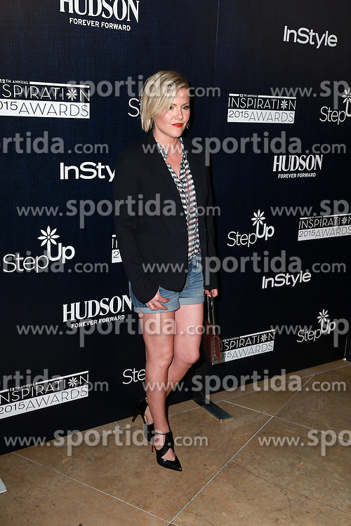Kathleen Roberteson at the Step Up Women's Network 12th Annual Inspiration Awards, Beverly Hilton Hotel, Beverly Hills, CA 06-05-15. EXPA Pictures &copy; 2015, PhotoCredit: EXPA/ Photoshot/ Martin Sloan<br /> <br /> *****ATTENTION - for AUT, SLO, CRO, SRB, BIH, MAZ only*****