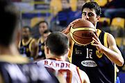 DESCRIZIONE : Roma Lega serie A 2013/14 Acea Virtus Roma Sutor Montegranaro<br /> GIOCATORE : Nemanja Mitrovic<br /> CATEGORIA : ritratto composizione<br /> SQUADRA : Sutor Montegranaro<br /> EVENTO : Campionato Lega Serie A 2013-2014<br /> GARA : Acea Virtus Roma Sutor Montegranaro<br /> DATA : 18/01/2014<br /> SPORT : Pallacanestro<br /> AUTORE : Agenzia Ciamillo-Castoria/M.Greco<br /> Fotonotizia : Roma Lega serie A 2013/14 Acea Virtus Roma Sutor Montegranaro<br /> Predefinita :