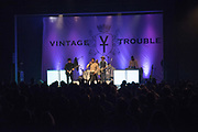 Vintage Trouble at the De la Warr pavilion. Bexhill 3 June 2017