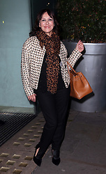 Arlene Phillips arriving at the English National Ballet party to celebrate their Christmas production of The Nutcracker, in London , Thursday, December 13th 2012.  Photo by: Stephen Lock / i-Images