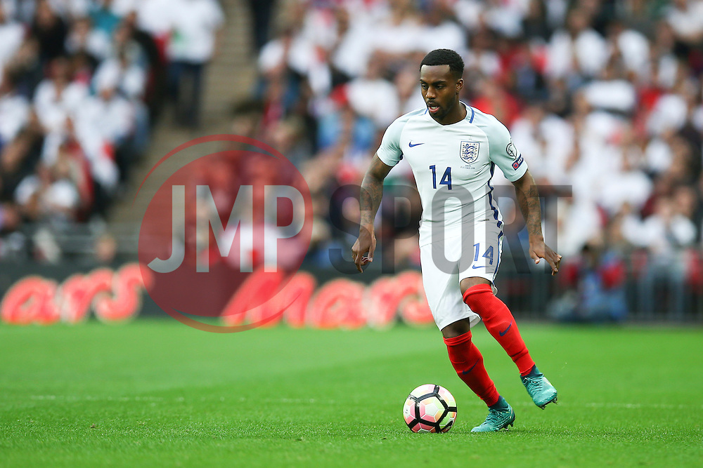 Danny Rose of England in action - Mandatory by-line: Jason Brown/JMP - 08/10/2016 - FOOTBALL - Wembley Stadium - London, United Kingdom - England v Malta - FIFA European World Cup Qualifiers
