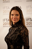 Hannah Beth King at the IFTA Film & Drama Awards (The Irish Film & Television Academy) at the Mansion House in Dublin, Ireland, Thursday 15th February 2018. Photographer: Doreen Kennedy