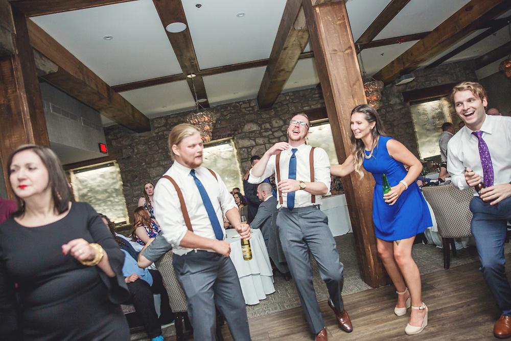 Beautiful Early Fall Cambridge Mill Wedding