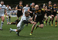 London Wasps v London Irish AP 15-02-14
