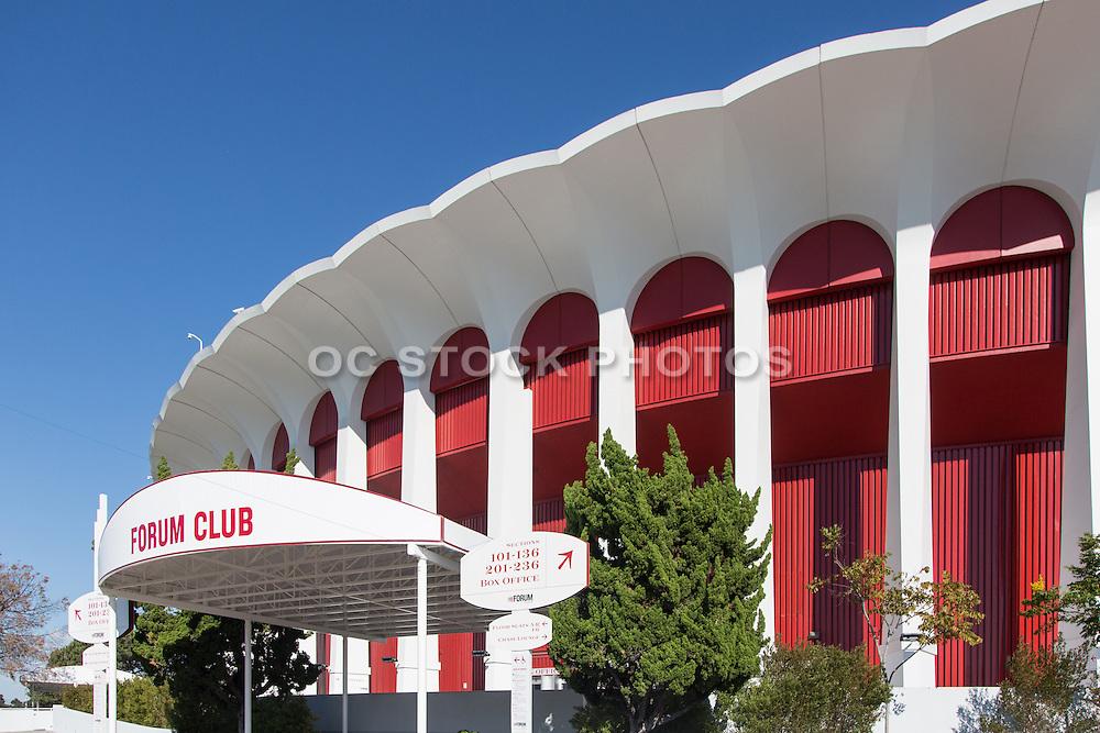 The Forum Indoor Entertainment Arena