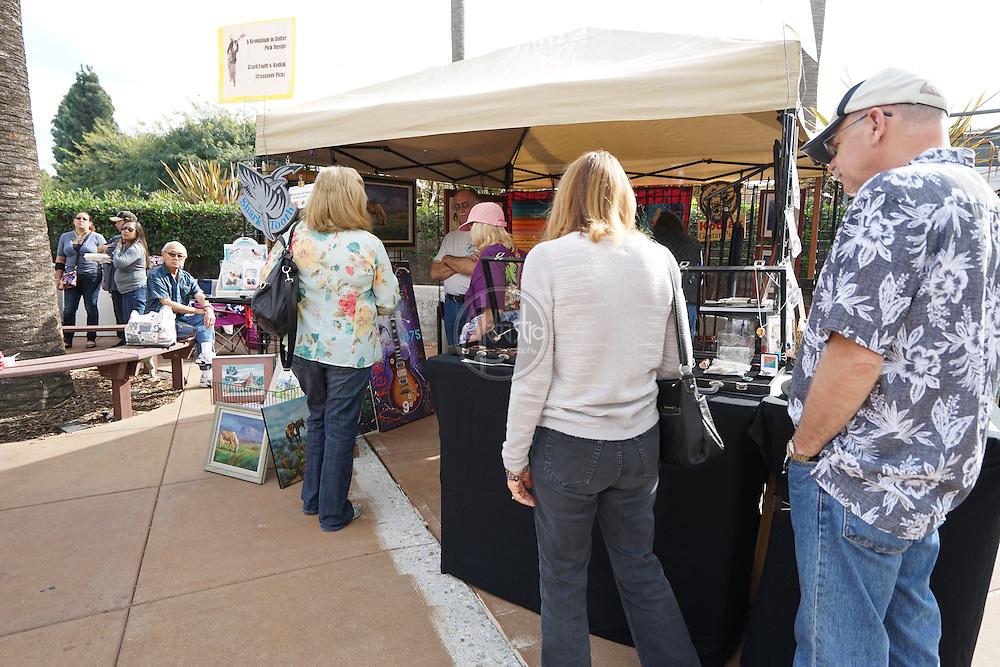Island Marketplace at the Kala Koa So Cal Slack Key Festival 2015.
