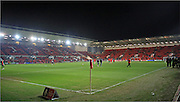 Ashton Gate during the The FA Cup Third Round Replay match between Bristol City and West Bromwich Albion at Ashton Gate, Bristol, England on 19 January 2016. Photo by Daniel Youngs.