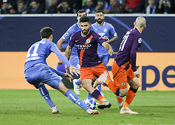 October 2, 2018 - France - Sergio Aguero 10 (Credit Image: © Panoramic via ZUMA Press)