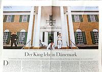 Tearsheets from such media as Die Zeit, Welt am Sonntag, Dagens Medicin,Praksis, Dental, to the top, Ledsager, Gigtforskeren by photographer Jesper Balleby