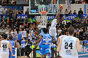 DESCRIZIONE : Campionato 2014/15 Dolomiti Energia Aquila Trento - Dinamo Banco di Sardegna Sassari<br /> GIOCATORE : Tony Mitchell<br /> CATEGORIA : Schiacciata Controcampo<br /> SQUADRA : Dolomiti Energia Aquila Trento<br /> EVENTO : LegaBasket Serie A Beko 2014/2015<br /> GARA : Dolomiti Energia Aquila Trento - Dinamo Banco di Sardegna Sassari<br /> DATA : 15/12/2014<br /> SPORT : Pallacanestro <br /> AUTORE : Agenzia Ciamillo-Castoria / Luigi Canu<br /> Galleria : LegaBasket Serie A Beko 2014/2015<br /> Fotonotizia : Campionato 2014/15 Dolomiti Energia Aquila Trento - Dinamo Banco di Sardegna Sassari<br /> Predefinita :