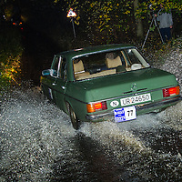 Car 77 Agnete Segalstad Ole Rasmus Robak Mercedes-Benz 200/8
