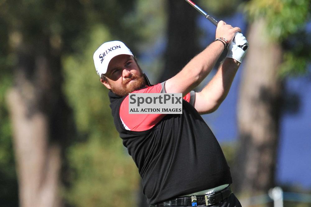 Shane Lowry Ireland, British Masters, European Tour, Woburn Golf Course Friday 9th October