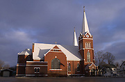 St. Joseph Church, Rice Lake, Wis.<br />