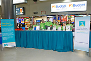 KELOWNA, CANADA - MARCH 10:  Canadian Mental Health Association Promotion at the Kelowna Rockets game on March 10, 2017 at Prospera Place in Kelowna, British Columbia, Canada.  (Photo By Cindy Rogers/Nyasa Photography,  *** Local Caption ***