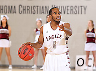 November 19, 2013: The University of Central Oklahoma Bronchos play against the Oklahoma Christian University Eagles in the Eagles Nest on the campus of Oklahoma Christian University.