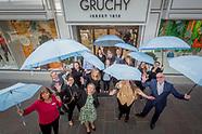 De Gruchy umbrellas