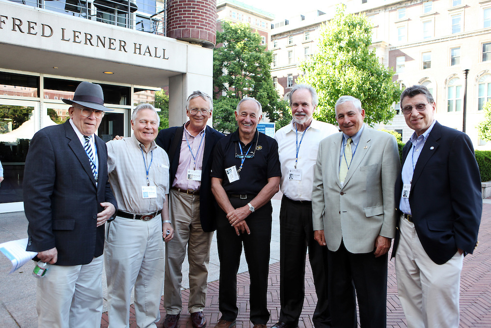 Members of the class of '61.