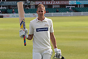 Neil Dexter during the Specsavers County Champ Div 2 match between Leicestershire County Cricket Club and Gloucestershire County Cricket Club at the Fischer County Ground, Grace Road, Leicester, United Kingdom on 17 June 2019.