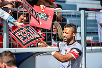 Delon ARMITAGE - 05.04.2015 - Toulon / Londres Wasps - 1/4Finale European Champions Cup<br />