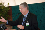 18414Academic & Research Center Groundbreaking September 29, 2007..Rick Vincent