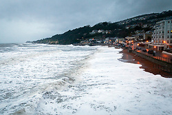 © Licensed to London News Pictures. 30/12/2013. Isle of Wight, UK stormy seas off of the Isle of Wight earlier this morning, 30 December 2013. Strong winds have returned to the UK today . Photo credit : Rob Arnold/LNP