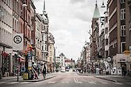 A view of a street in Nørrebro, Copenhagen