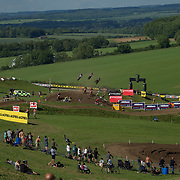 MX2 qualifying race gets underway Saturday.