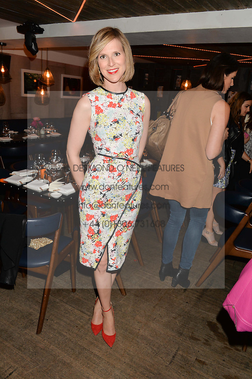 LIZZY PELLY at the launch of Geisha at Ramusake hosted by Piers Adam and Marc Burton at Ramusake, 92B Old Brompton Road, London on 11th June 2015.