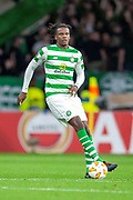 Dedryck Boyata (#20) of Celtic FC during the UEFA Europa League group stage match between Celtic FC and Rosenborg BK at Celtic Park, Glasgow, Scotland on 20 September 2018.