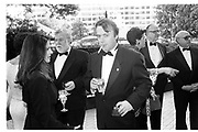 Christopher Hitchens. Washington Correspondents dinner. Washington. 1994 SUPPLIED FOR ONE-TIME USE ONLY> DO NOT ARCHIVE. © Copyright Photograph by Dafydd Jones 248 Clapham Rd.  London SW90PZ Tel 020 7820 0771 www.dafjones.com
