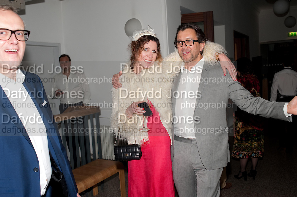 VALERIA NAPOLEONE; ANTHONY WILKINSON, Swarovski Whitechapel Gallery Art Plus Opera,  An evening of art and opera raising funds for the Whitechapel Education programme. Whitechapel Gallery. 77-82 Whitechapel High St. London E1 3BQ. 15 March 2012