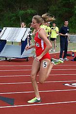 Women's 800-meter Finals