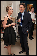MAUREEN FOOTER; BRYAN FERRY, Nicky Haslam hosts a party to launch a book by  Maureen Footer 'George Stacey and the Creation of American Chic' . With a foreword by Mario Buatta. Kensington. London. 11 June 2014