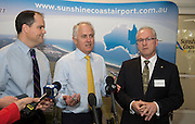 Malcolm Turnbull SC AIRPORT