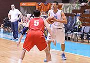 DESCRIZIONE : Sarajevo torneo internazionale Italia - Bielorussia<br /> GIOCATORE : Andrea Cinciarini<br /> CATEGORIA : nazionale maschile senior A <br /> GARA : Sarajevo torneo internazionale Italia - Bielorussia <br /> DATA : 21/07/2014 <br /> AUTORE : Agenzia Ciamillo-Castoria