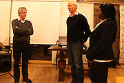Anna Taylor Moslet and Steinar Moslet, founders of APAP International, interviewed by Andreas Reitan, editor of a local radio in Norway.