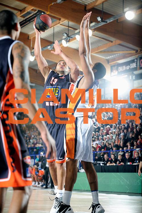DESCRIZIONE : Championnat de France Pro A Semaine des As Roanne Demi Finale<br /> GIOCATORE : Baptista Joao Paulo<br /> SQUADRA : Le Mans <br /> EVENTO : Pro A Semaine des As<br /> GARA : Le Mans Gravelines<br /> DATA : 18/02/2012<br /> CATEGORIA : Basketball France Homme<br /> SPORT : Basketball<br /> AUTORE : JF Molliere<br /> Galleria : France Basket 2011-2012 Action<br /> Fotonotizia : Championnat de France Basket Pro A Semaine des As<br /> Predefinita :