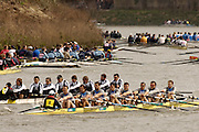 Chiswick, LONDON, ENGLAND, 25.03.2006, University of London, start the 2006 Head of the River Race. Mortlake to Putney. © Peter Spurrier/Intersport-images.com. 2006 Men's Head of the River Race, Rowing Course: River Thames, Championship course, Putney to Mortlake 4.25 Miles 2006 Men's Head of the River Race, Rowing Course: River Thames, Championship course, Putney to Mortlake 4.25 Miles