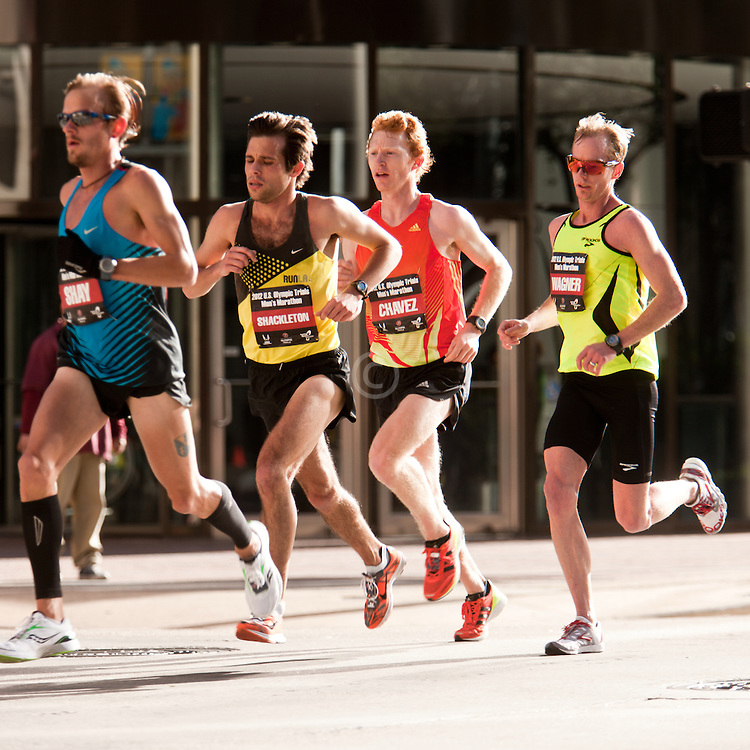 men's marathon, Shay, Shackleton, Chavez, Wagner