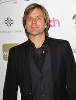 Steve Norman; Spandau Ballet 80s Feelgood Ball, Sheraton Park Lane Hotel, Piccadilly, London, UK, 11 February 2011: Contact: Ian@Piqtured.com +44(0)791 626 2580 (Picture by Richard Goldschmidt)