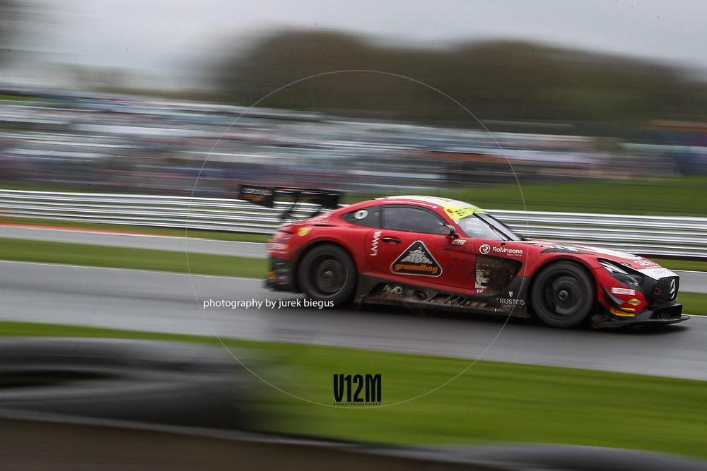 AmD Tuning.com | Mercedes AMG GT3 | Lee Mowle | Ryan Ratcliffe | British GT Championship | Oulton Park | 17 April 2017 | Photo: Jurek Biegus