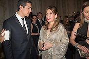 Prince Edouard de Ligne de la Tremoille; SONIA FALCONE Dinner for Sonia Falcone to celebrate her participation in 56th Venice Biennale she represented Bolivia at the Pavilion of the Instituto Italo-Latinoamericano at the Arsenale. Dinner at the Ridotto Ballroom, Hotel Monaco and Grand Canal, Venice, Venice Biennale, Venice. 8 May 2015