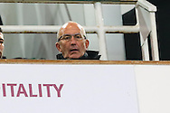 Tony Pullis, recently appointed the new Manager of West Bromwich Albion during the Barclays Premier League match at the Boleyn Ground, London<br /> Picture by David Horn/Focus Images Ltd +44 7545 970036<br /> 01/01/2015