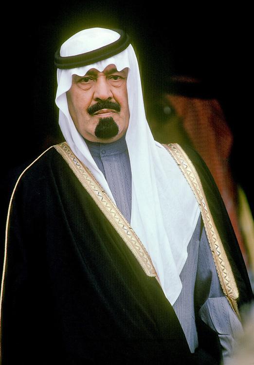 HRH Abdullah bin Abdul Aziz