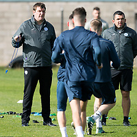 St Johnstone Training…29.09.17<br />