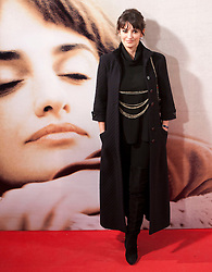 """Actress Penelope Cruz attends  Premiere to promote her new film """"Volver a Nacer"""". (Venuto al mondo ). Actress Penelope Cruz wears  a Channel Vintage, Madrid, Spain, January 10, 2013. Photo by K. M. Hassencharte / DyD Fotografos / i-Images...SPAIN OUT"""