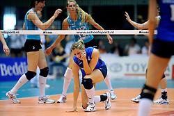 26-04-2008 VOLLEYBAL: DELA MARTINUS - AMVJ: AMSTELVEEN<br /> Martinus landskampioen 2007-2008 -<br /> &copy;2008-WWW.FOTOHOOGENDOORN.NL
