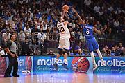 Luigi Datome<br /> Nazionale Italiana Maschile Senior<br /> Eurobasket 2017 - Group Phase<br />  Italia Israele Italy Israel<br /> FIP 2017<br /> Tel Aviv, 31/08/2017<br /> Foto Ciamillo - Castoria/ M.Longo