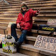 Wall Street - Manhattan, New York, USA